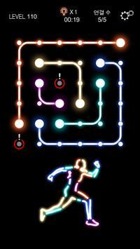 네온 플로우 (Neon Flow) screenshot 1