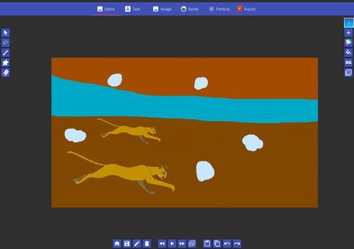 Anima 2D - Make Animation apk screenshot