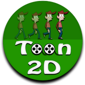 Toon 2D - Make 2D Animation icon