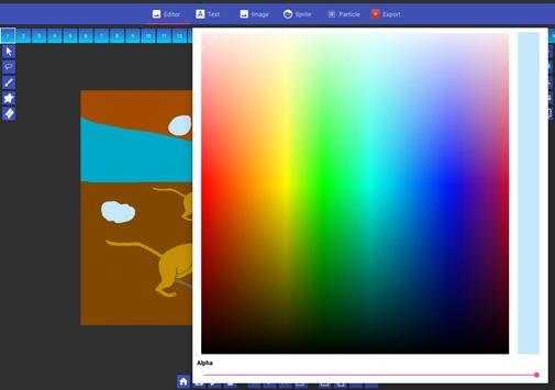 Toon 2D - Make 2D Animation apk screenshot