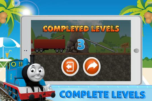 Monster Thomas Friends: Trains Machine Racing screenshot 4