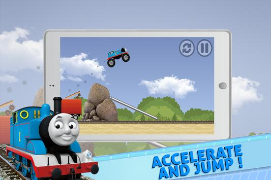 Monster Thomas Friends: Trains Machine Racing screenshot 1