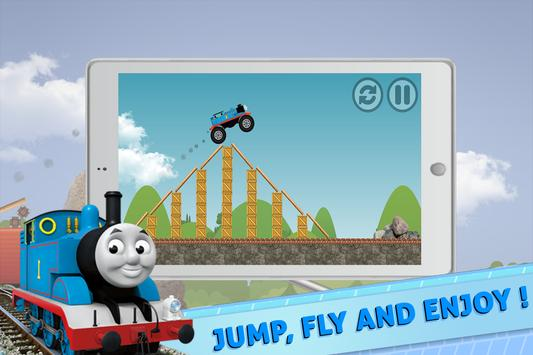 Monster Thomas Friends: Trains Machine Racing screenshot 3