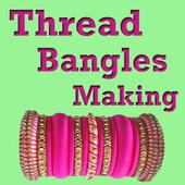 Thread Bangles Making VIDEOs icon