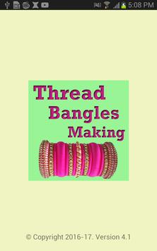 Thread Bangles Making VIDEOs poster
