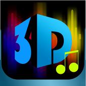 3D Sounds icon