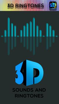 3D Sounds poster