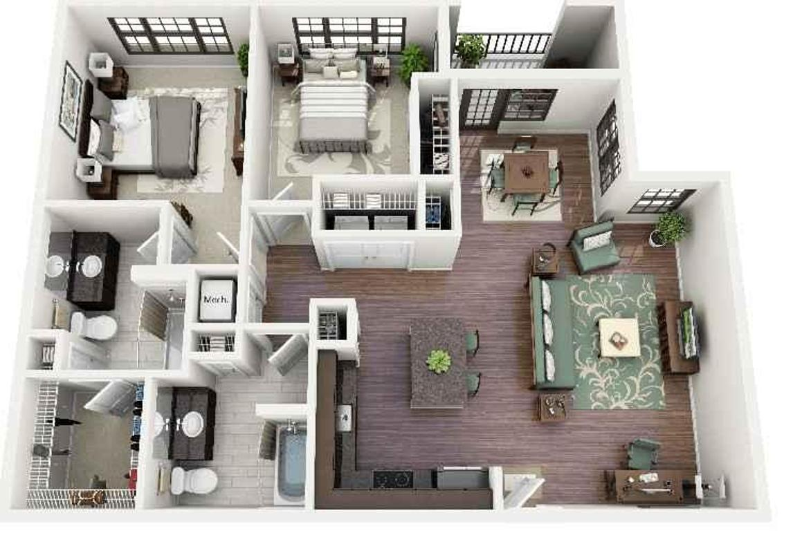 3d Modern Home Floor Plan Apk Download Free Lifestyle