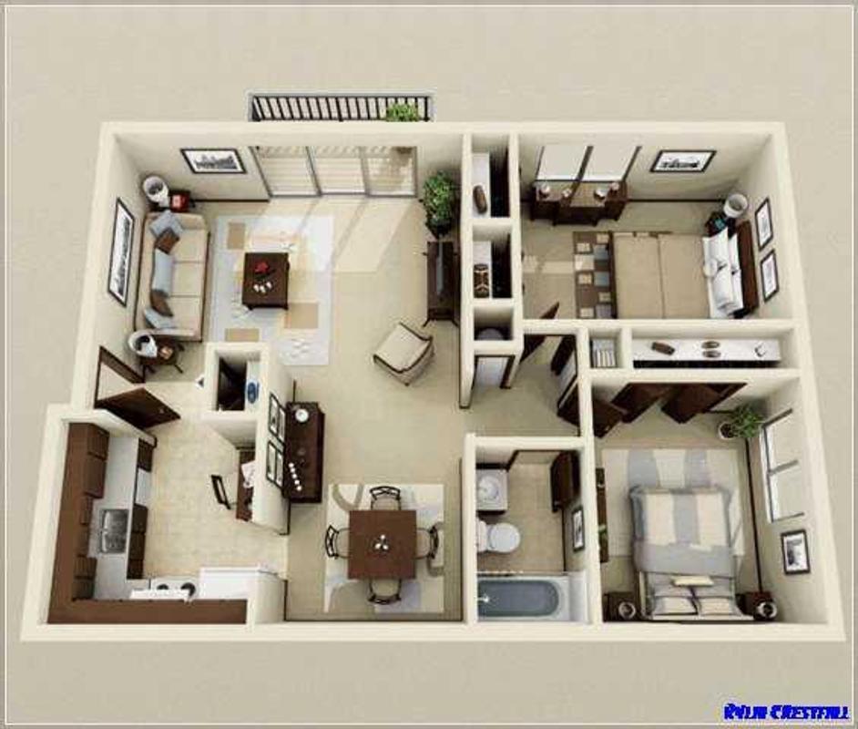 Casa 3D Planos Inspiration APK Baixar