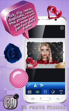 3D Photo Frames screenshot 3
