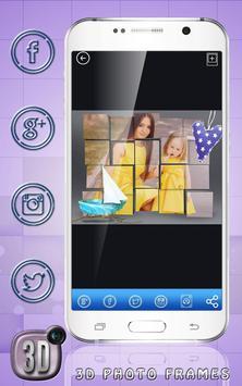 3D Photo Frames screenshot 10