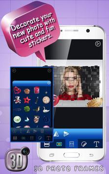 3D Photo Frames screenshot 2
