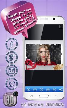 3D Photo Frames screenshot 5