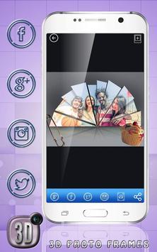 3D Photo Frames screenshot 8