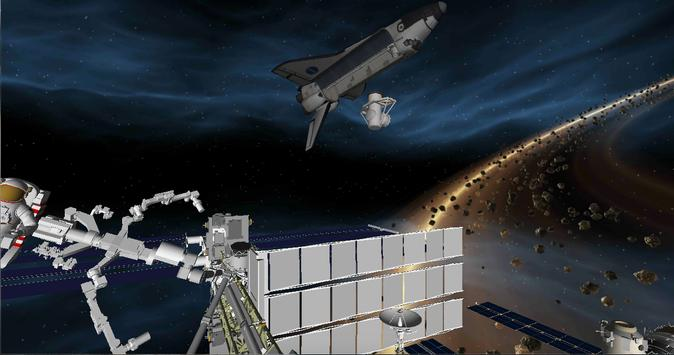 SpaceDashVR apk screenshot