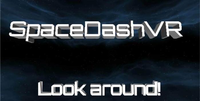 SpaceDashVR poster