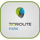 3D Route Park icon