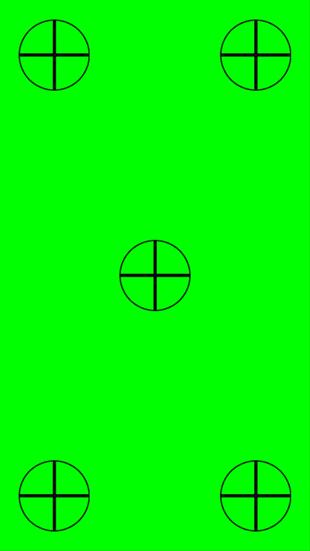 Tracking Markers for Green Screen Device for Android - APK Download