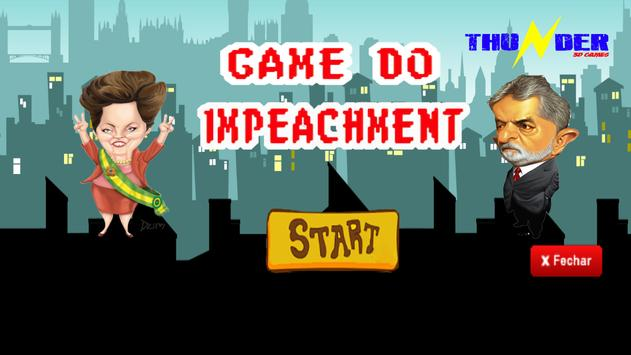 Game do Impeachment poster