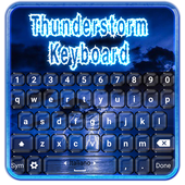 Thunderstorm Keyboard icon