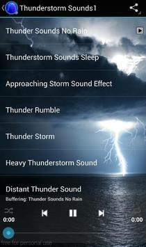 Thunderstorm Sounds apk screenshot