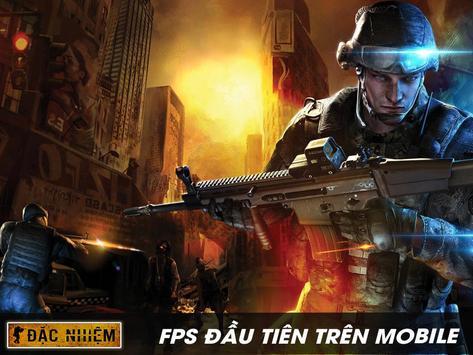 Đặc Nhiệm apk screenshot
