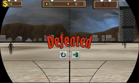 Sniper Demon 3D apk screenshot