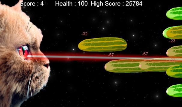 Cucumber Invasion apk screenshot