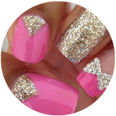 Popular Colors Nail icon