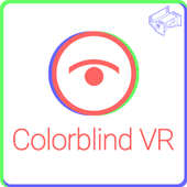 Colorblind VR icon