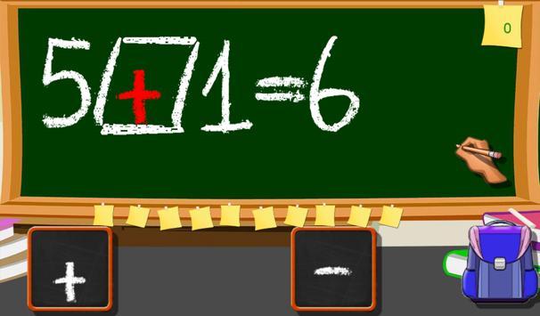 1x1 Math - TibiSoft poster