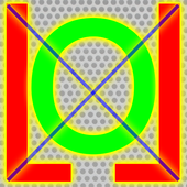 TIC TAC TOE LOL New Game icon