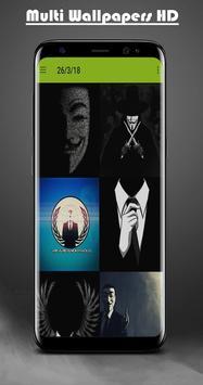Multi Wallpapers bid HD & Backgrounds screenshot 4