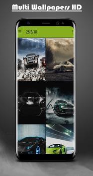 Multi Wallpapers bid HD & Backgrounds screenshot 6