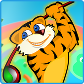 Tiger In Woods icon
