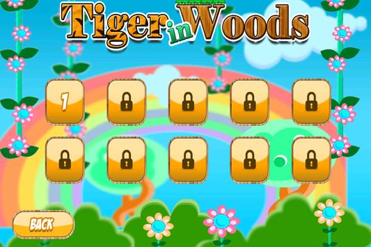 Tiger In Woods capture d'écran 1
