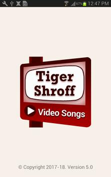 Tiger Shroff - VIDEOs & SONGs poster