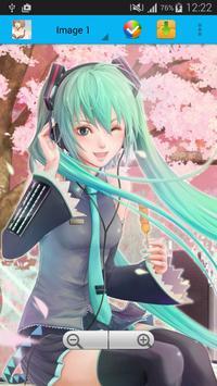 Anime-Mobil Wallpapers apk screenshot