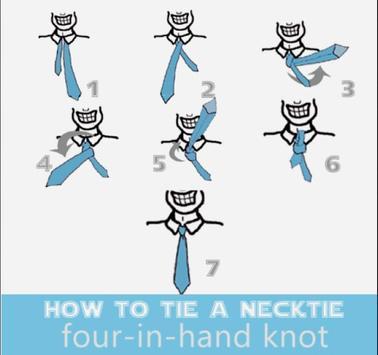 Tie Knot Tutorial screenshot 3