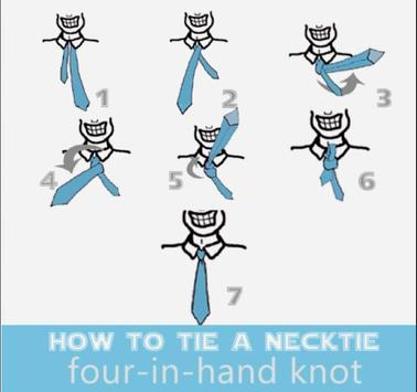Tie Knot Tutorial screenshot 4