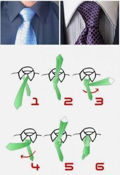 Tie Knot Tutorial screenshot 5