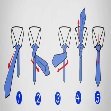 Tie Using Tutorial screenshot 6