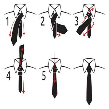 Tie Using Tutorial screenshot 1