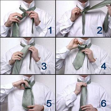 Tie Using Tutorial apk screenshot
