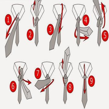 Tie Using Tutorial screenshot 3