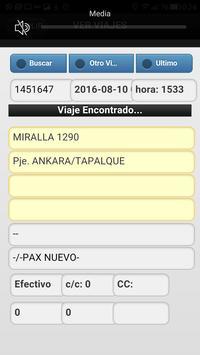 Choferes Radiotaxi Tiempo screenshot 6