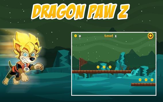 Dragon Paw Z apk screenshot