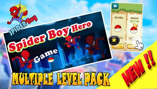 Hungry Spider boy 🐜 screenshot 5
