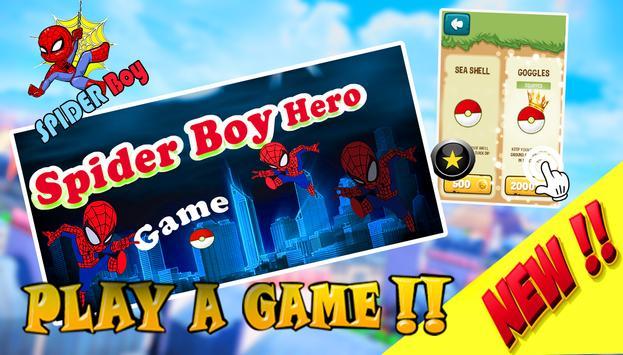 Hungry Spider boy 🐜 screenshot 1