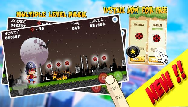 Subway Ladybug cat screenshot 2